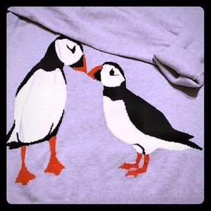 Puffin Sweater